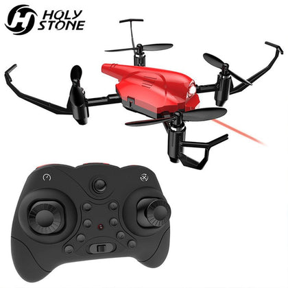 Holy Stone HS177 Red Mini Drone RC Drone Quadcopters Headless Mode One Key Return RC Helicopter Dron Best Toys For Kids