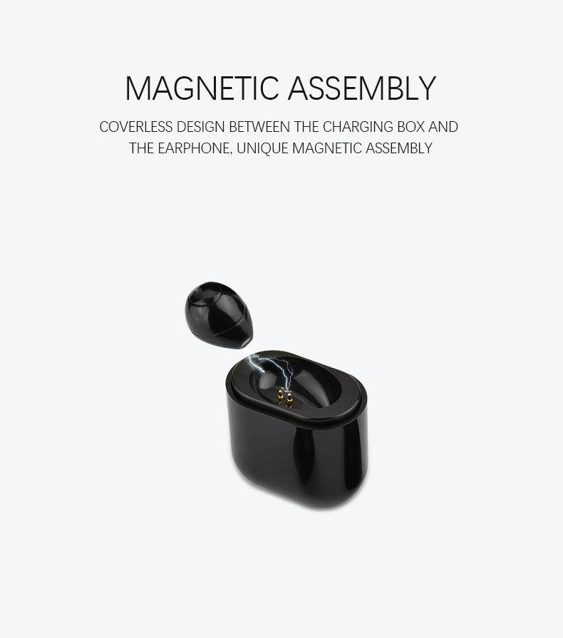 S9 Bluetooth wireless headphone double color music earphone