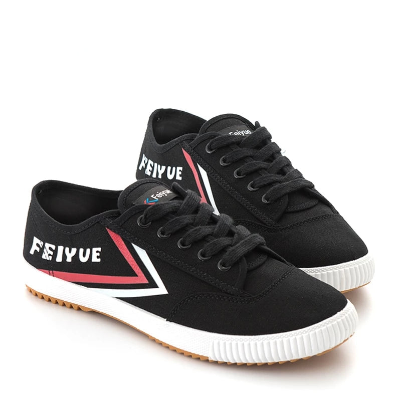 Feiyue men Shaolin Soul series of genuine version of the classic package Upgraded version canvas shoes