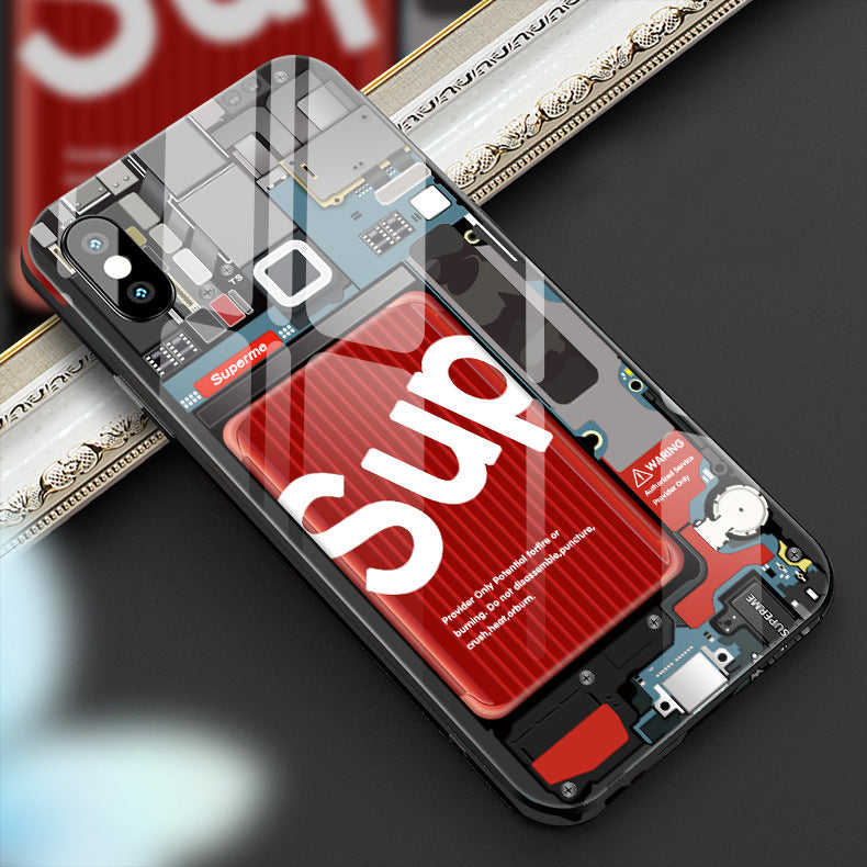 Iphone 11/Pro/XS Max/Huawei/Xiaomi/Android/Flash Smart Phone Case
