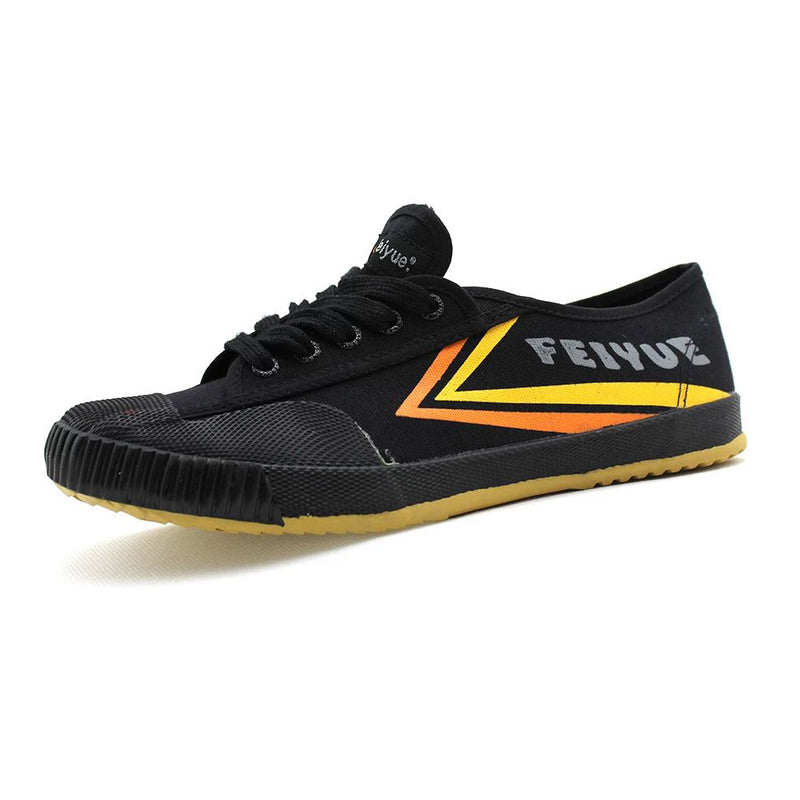 Feiyue shoes 1920' Felo one Kungfu Martial arts shoes, Black men women shoes
