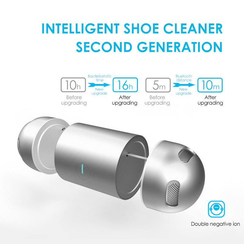 wokesmart Upgraded second generation wokesmart intelligent cleaner for shoes, socks and shoes