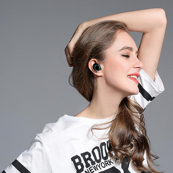 True Wireless Stereo Bluetooth Headset i8x
