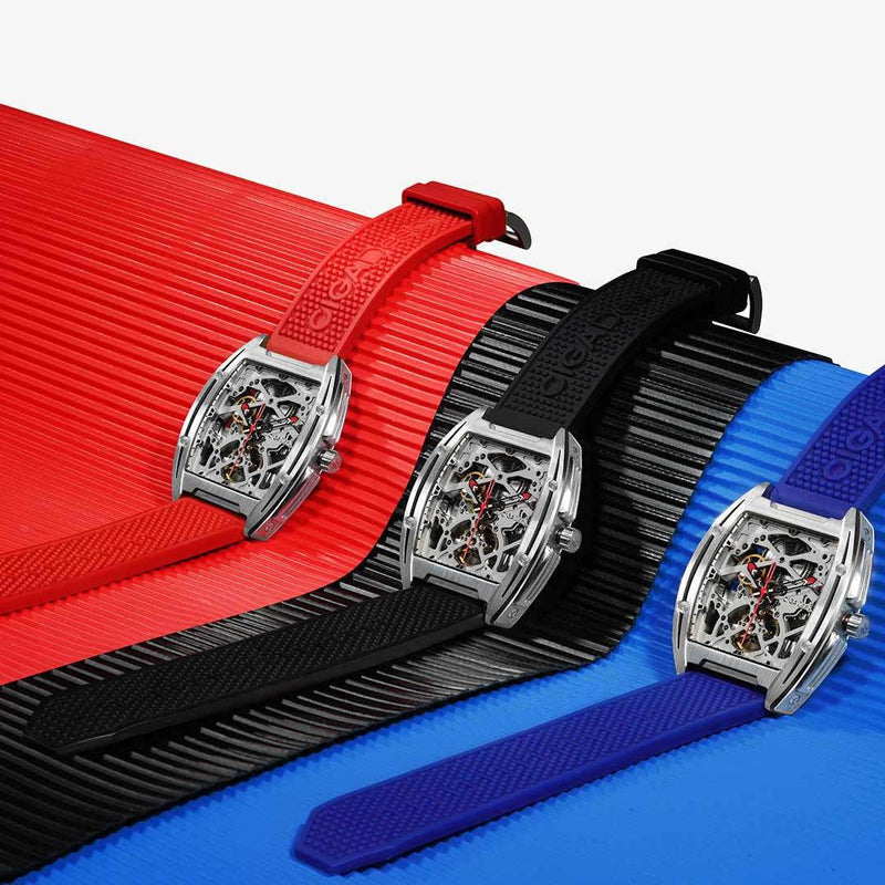 CIGA Design Brand Customized Silicone Strap