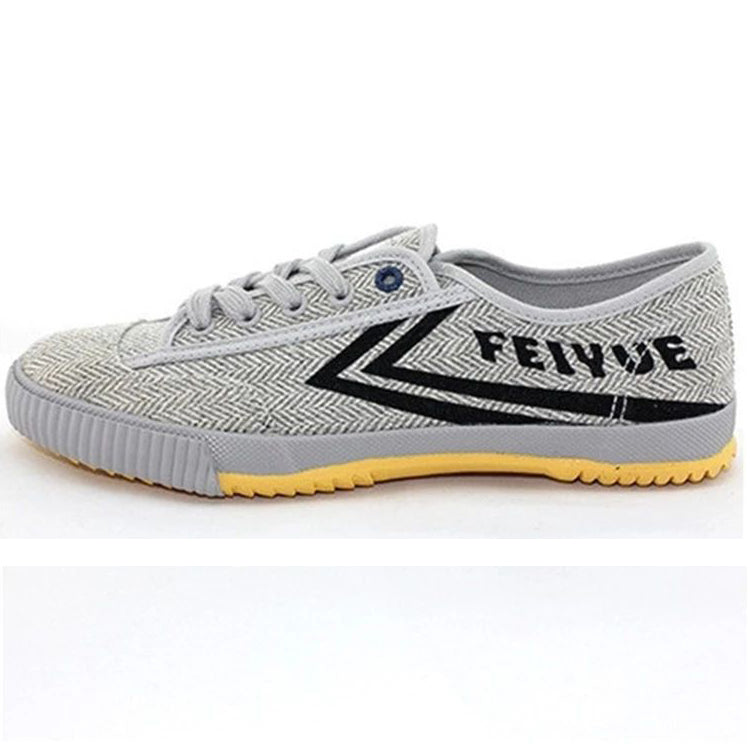 Feiyue men women black shoes 1920' Classic martial arts kung fu soft comfortable shoes sneakers