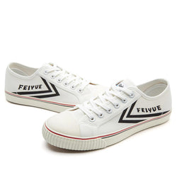 Feiyue 1708 Canvas Shoes Spring Autumn Classic Vulcanized Shoes Casual Men Women Sneakers Low-top Non-slip Flat Shoes Woman