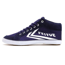 Feiyue Delta Mid Felo one Top Sneaker Martial Arts KungFu Classic Canvas Shoes