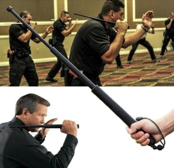 【🌟Promotion-50% OFF】-Self-defense Telescopic Swing Stick