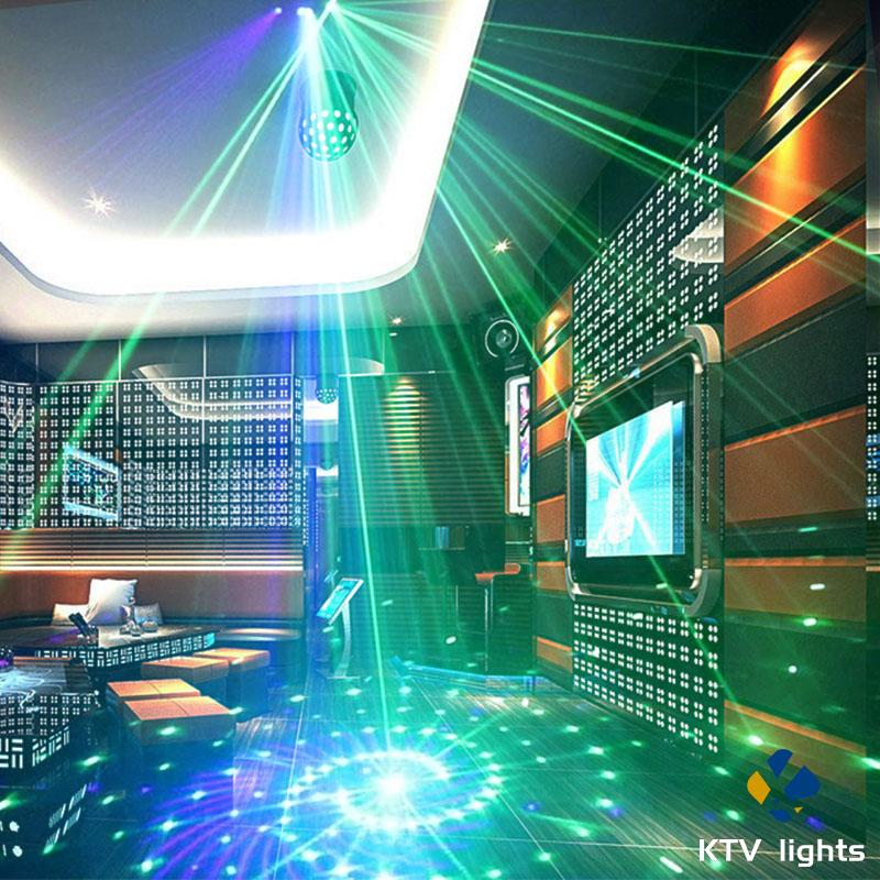 KTV™ new nine-eye laser strobe light