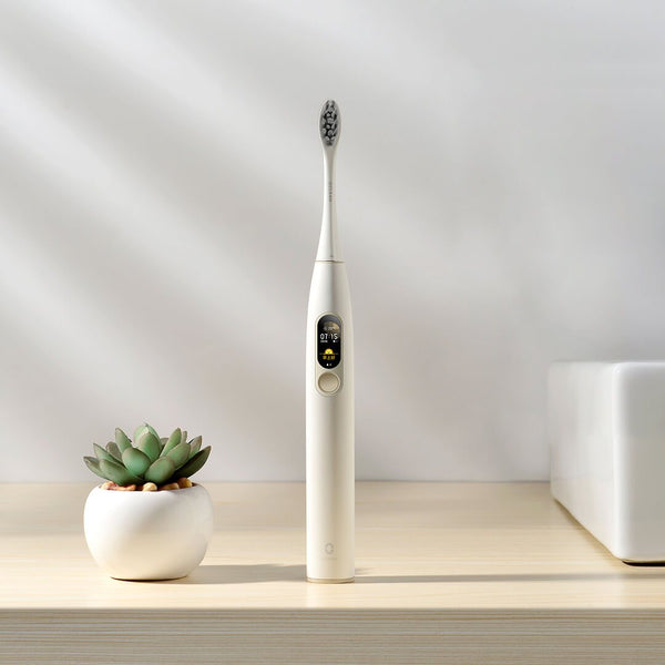 Oclean X Smart touch screen acoustic electric toothbrush 111342