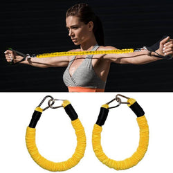 Sport Gym Workout Fitness Equipment Soft and Comfortable Daily Durability Suspension Exercise Pull Rope Strap Training 480627219