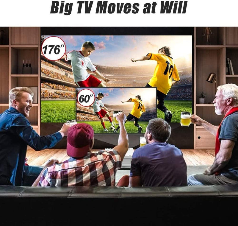 Portable Giant Outdoor Movie Screen-Shop Now Get 50%OFF & Free Shipping!
