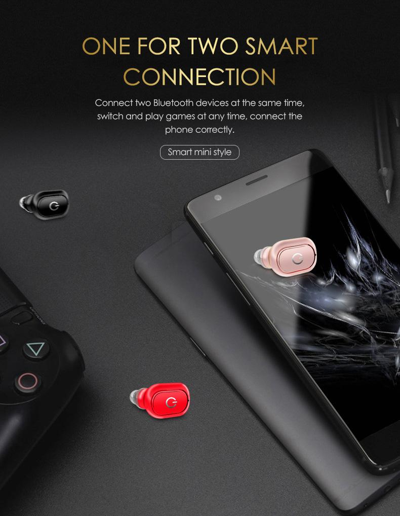 Bluetooth Earphone H58