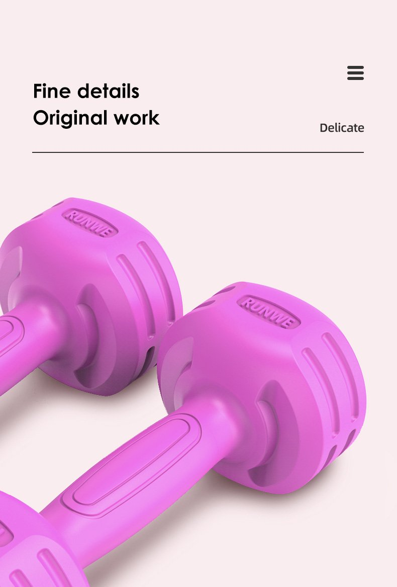 Dumbbells for women.HouseholdFitness Equipment 2006042