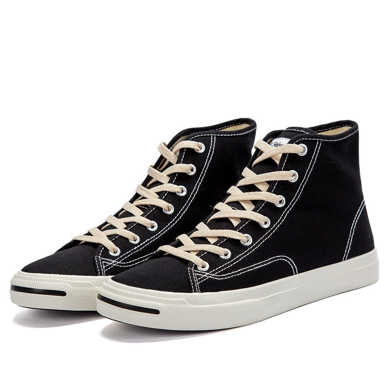 Dafu Feiyue High-top Vintage Canvas Shoes Simple black Sneakers Man and Women Comfortable Sneakers Skateboarding Shoes 904