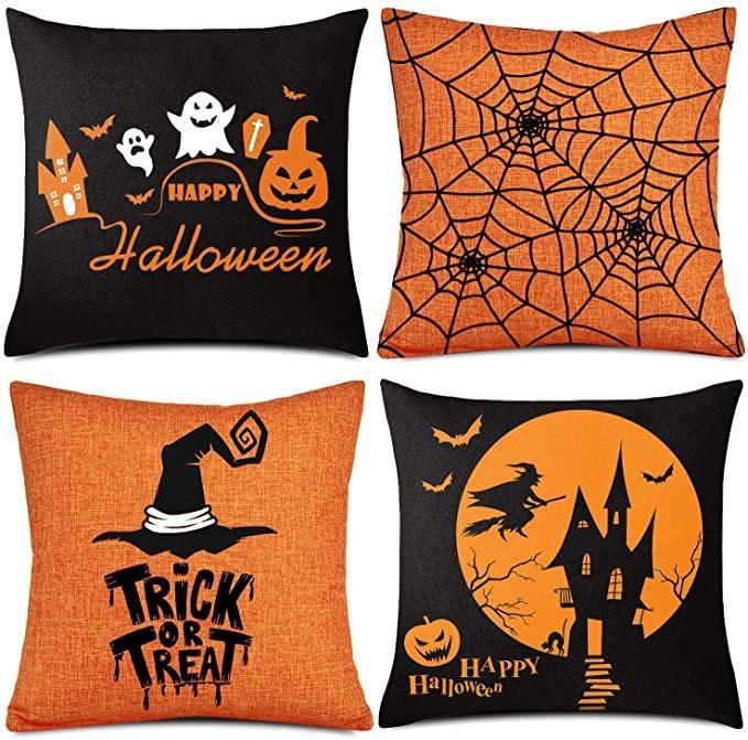 Fright Fest Cushion Covers
