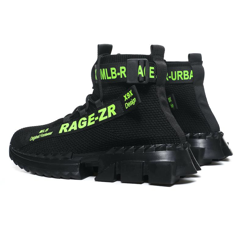 RAGE ZR 'Urban Legend' X9X Sneakers