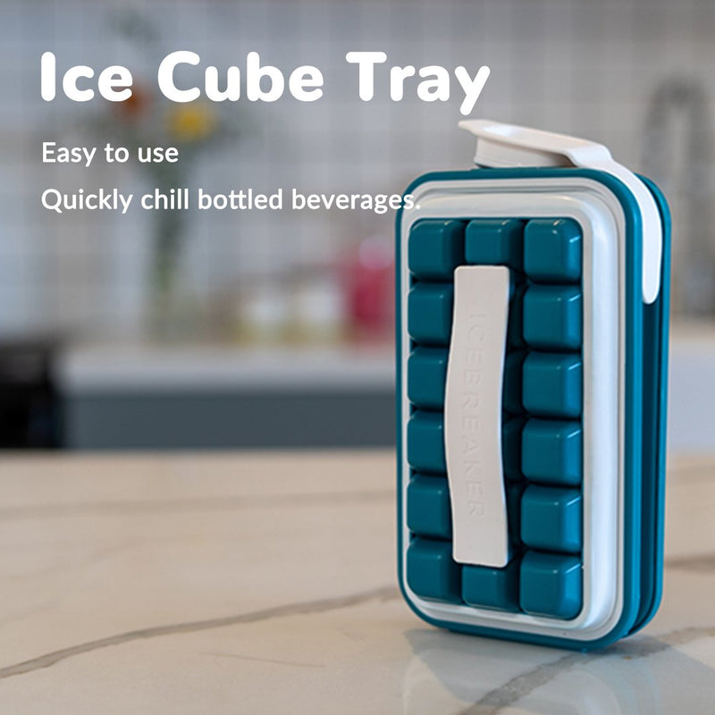ICE CUBE BOTTLE TRAY
