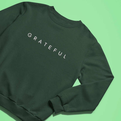 Grateful Crewneck Sweatshirt Unisex - Felure