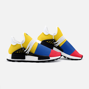 Colombia Flag Sneakers Unisex - Felure