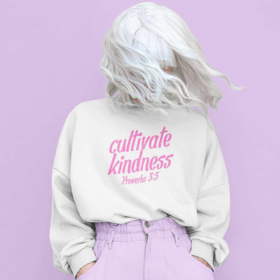Cultivate Kindness Sweatshirt Unisex - Felure
