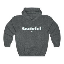 Load image into Gallery viewer, Grateful Christian Hooded Sweatshirt Unisex - Felure