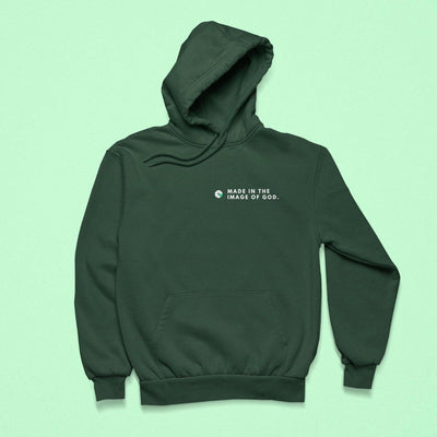 Image of God Perfect Church Hoodie Unisex - Felure