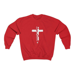 Men of God Crewneck Sweatshirt Unisex - Felure