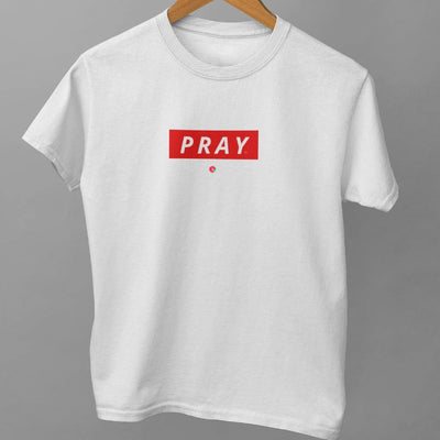 Pray Christian Tee Shirt Unisex - Felure