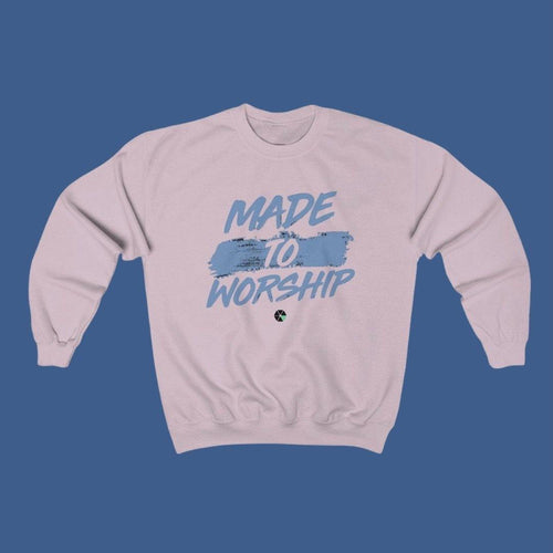 Unisex Sweatshirt Worship - Felure