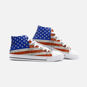 USA Unisex High Top Shoes - Felure