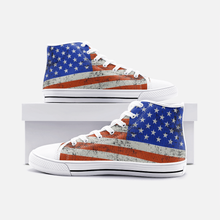 Load image into Gallery viewer, USA Unisex High Top Shoes - Felure
