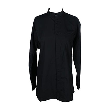 Men's Tab Collar Clergy Shirt Long Sleeves