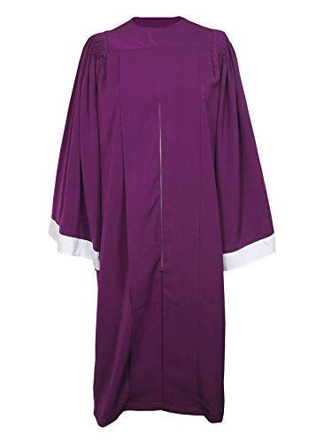 Choir Robe Purple Gown