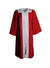 Unisex Choir Robes Chaplain Clergy of Red Robes with Dove