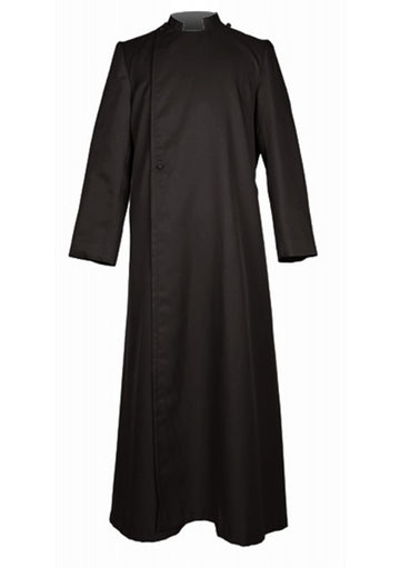 Cassock Surplice-Black
