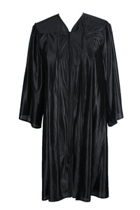 Shiny Graduation Gown Only (Choir Robe)