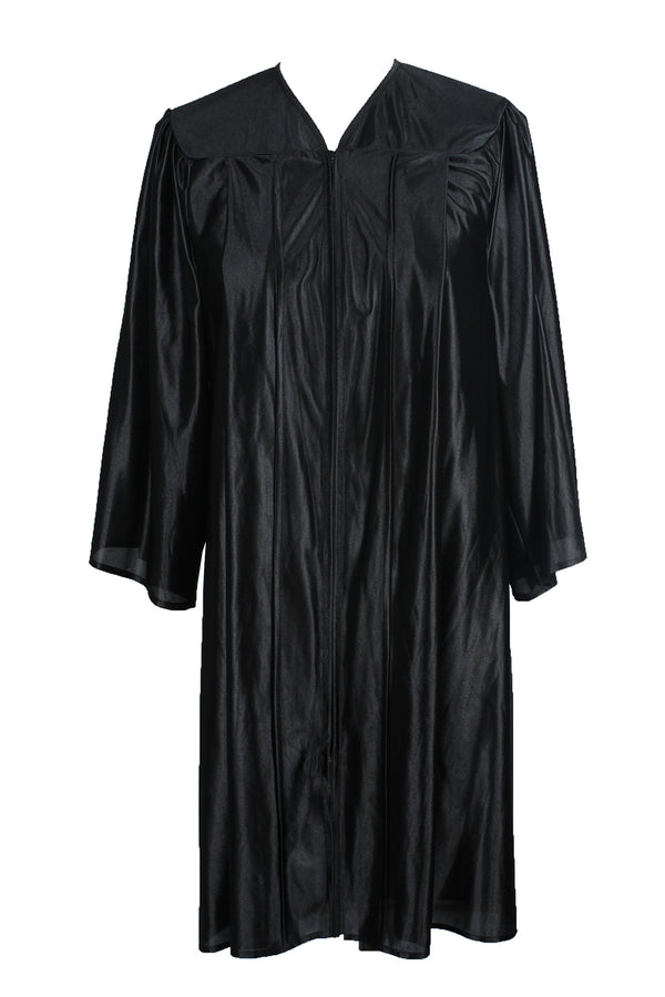 Graduation Unisex Shiny Gown