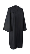 Matte Graduation Gown Only (Choir Robe)