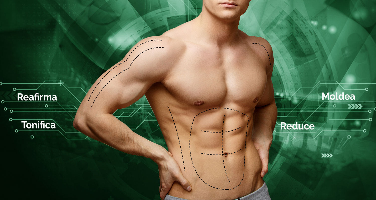 beneficios body definition hombres