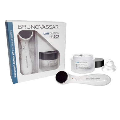 HA50X Hyaluronic Beauty Kit - Bruno Vassari