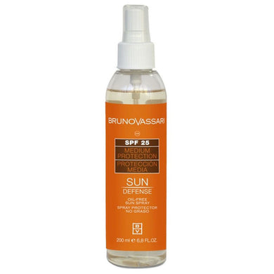 Spray Protector No Graso SPF25 200ml - Bruno Vassari