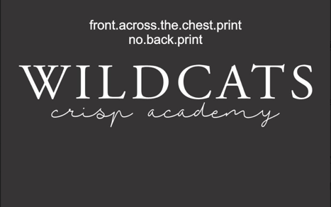 Wildcats Hooded Tee