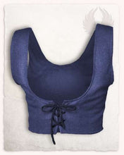 Load image into Gallery viewer, Woollen Underbust Bodice