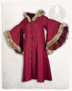 Lilian Fur Trimmed Coat