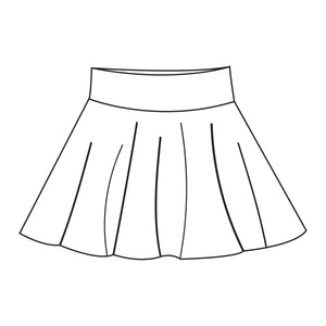 Custom Twirl Skirt