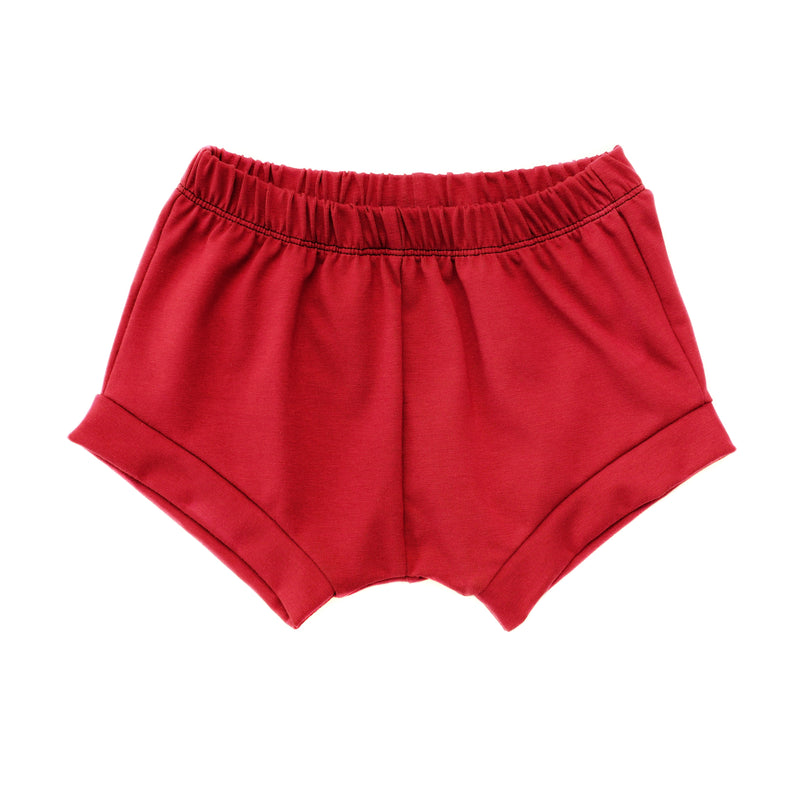 Solid Red Shorties