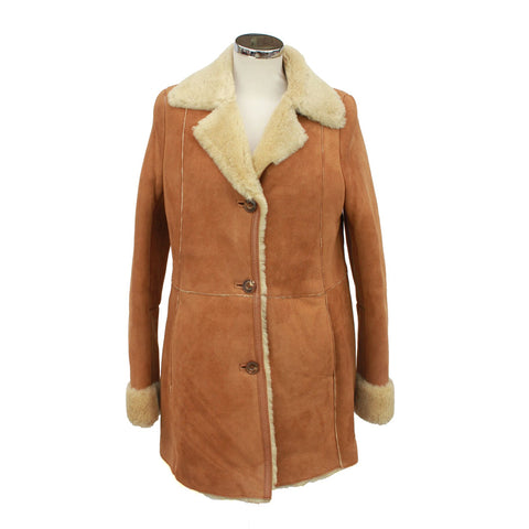 Anette Ladies Sheepskin Jacket