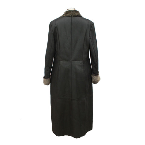 Annabel Ladies Luxury Sheepskin Coat