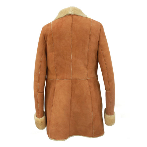 Anna Ladies Sheepskin Jacket